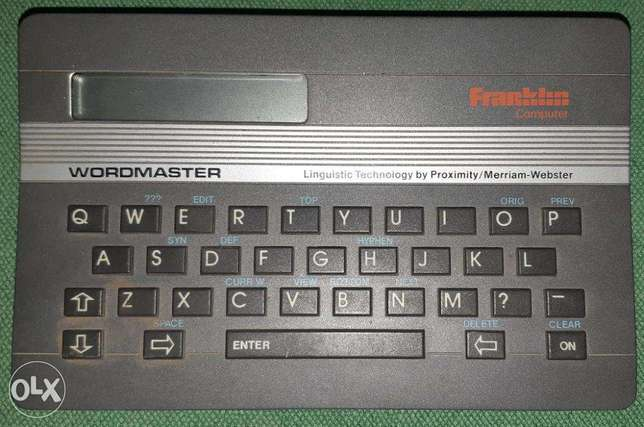 قاموس Franklin Wordmaster WM-1000