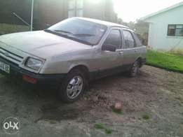 Ford Sierra will get you anywhere you want to go!