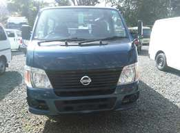 Brand New Nissan Caravan,2009 Model,3000cc,Fuel Petrol Automatic,
