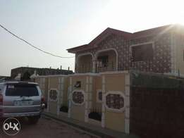 Brand new 4no of 3bedroom flat for sale At new Oko oba