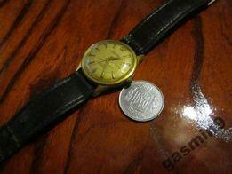 8bdc628f Часы немецкие. Послевоенные. Zentra. Механика. Позолота