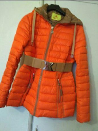 Зимняя женская куртка 48-50 р.  800 грн. - Жіночий одяг Київ на Olx a38e7a08f6b87