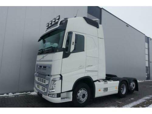 Volvo FH 540 Globe XL 6x2 2 Tanks / Leasing - 2017