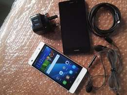 Huawei P8 Lite Dual Sim Black with Charger