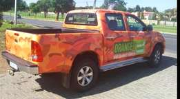 Car Wraps, Camo Wraps, Business Signage SignWonder does it all!