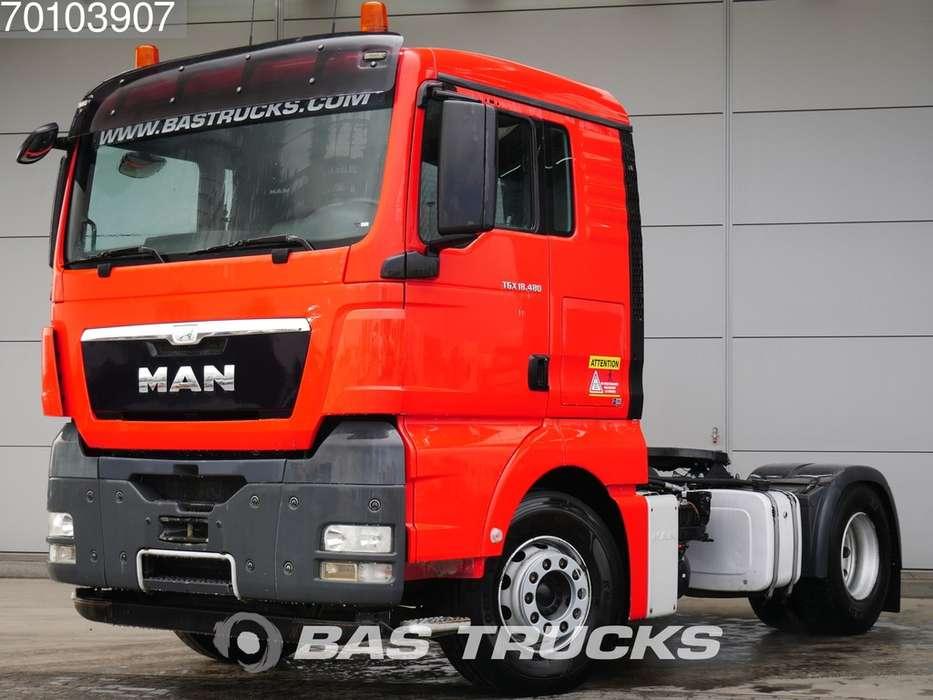 MAN TGX 18.480 XL TGX 18.480 4X2 Intarder Hydraulik EEV - 2013