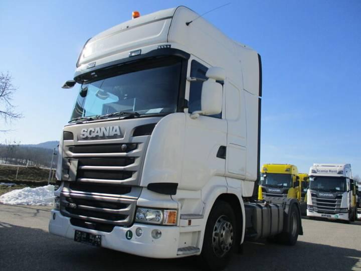 Scania R490 Topline Navi E6 / Leasing - 2015