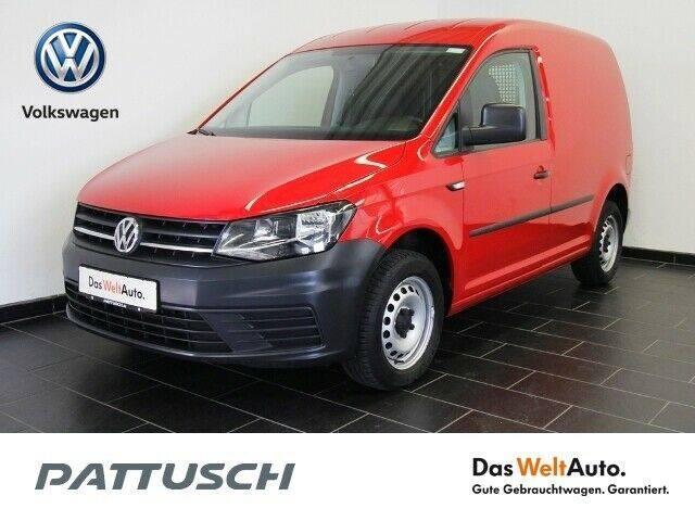 Volkswagen Caddy 2.0 TDI Kasten Flexisitz Handyvorb. - 2015
