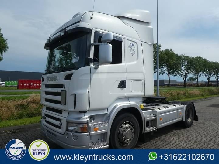Scania R500 retarder - 2006