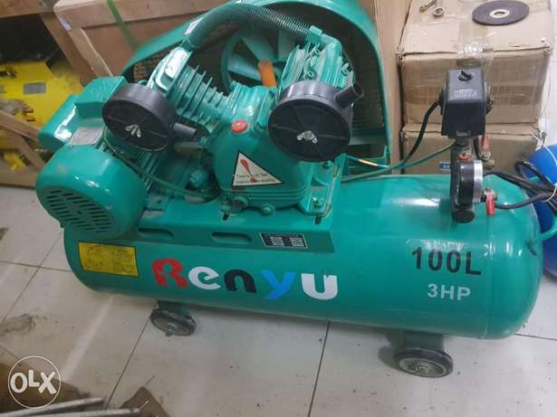 Air compressor 100 LTR