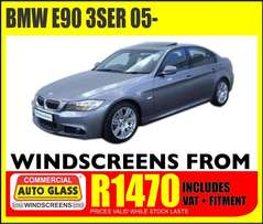 BMW windscreen specials