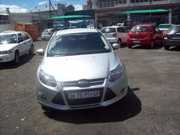 Ford focus S Model 2012,5 Doors factory A/C And C/D Player