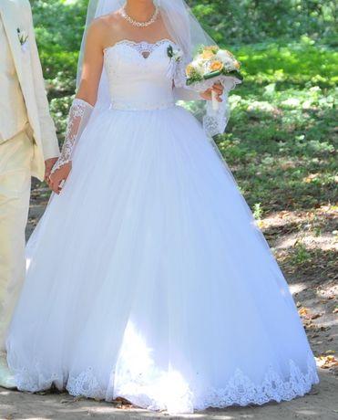 32ba98da4a2a7f Свадебное платье, Весільна сукня від Slanovsky ексклюзивна Вінниця -  зображення 1