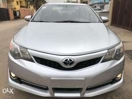Neat Foreign Used Toyota Camry 2012 SE