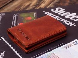b65277735f60 Мужской кожаный кошелек. Бумажник.Портмоне.Lucky