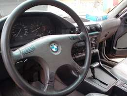 BMW 520 Automatic Transmission