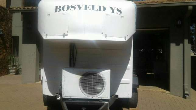 Mobile cold Trailer for sale Brits - image 3