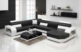 Homahomes modern L shaped sofa