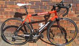 Raleigh RC6000 road bike fully serviced. R5500