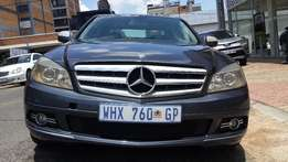 2009 Mercedes Benz C200 Kompressor Auto Available for Sale