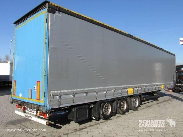Schmitz Cargobull Curtainsider Varios - 2012 - image 5