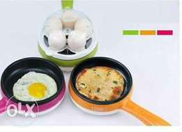 Multifunctional egg frier