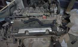 selling 2010 /1.6 ford ikon engine and car parts