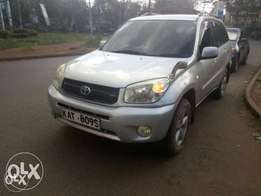 Toyota Rav 4 Old shape 1800cc vvti With music system well mantained