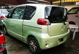 Forest Green Toyota Porte on Sale