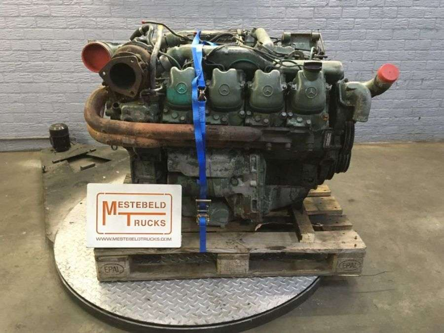 Mercedes-Benz Om 422a Engine For
