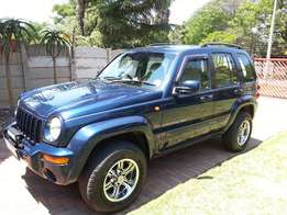 2002 Jeep Cherokee Sport SUV 4X4 2.5 CRD in Excellent condition