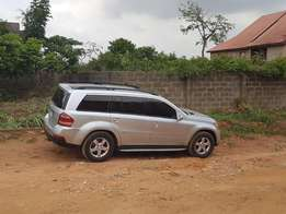 Mercedes Benz GL450, 2008 model