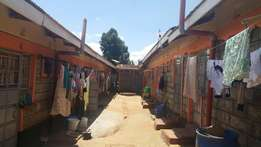 Rentals houses in an 1/8 plot at boarder farm after kapsoya