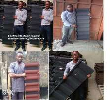 The most lovely stone coated roofing sheet in lagos state from docheri