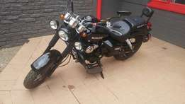 Big boy mustang 250cc