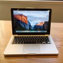 MacBook pro i5. Newish condition. 16 gb ram. 500 gb hard drive.