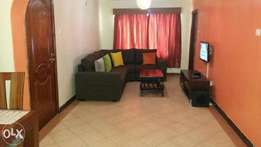 Furnished 2 Bedroom Apartment with WiFi in South B