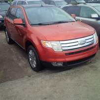 Sharp Ford Edge 2008 Model, Direct Foreign Use