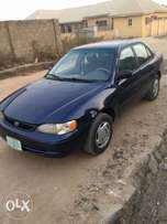 TOYOTA COROLA 1998 Model LE (First Lady) with Excellent Body and AC