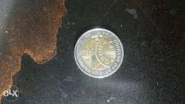 R5 coin brand new one