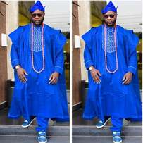 Agbada for that sophisticated look