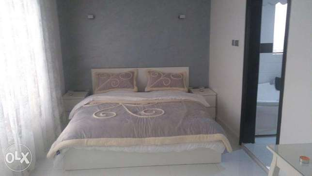 Sea view furnished 3 bedroom in mangaf.