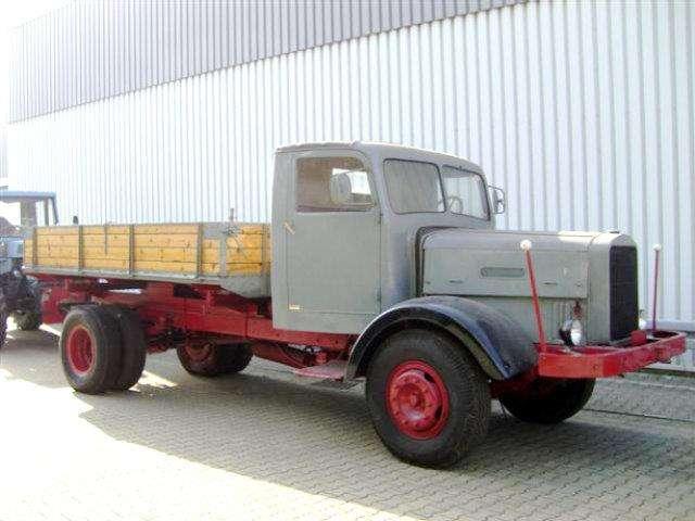 Andere Kipper Oldtimer Veb Barkas Werke Oldtimer - 1950
