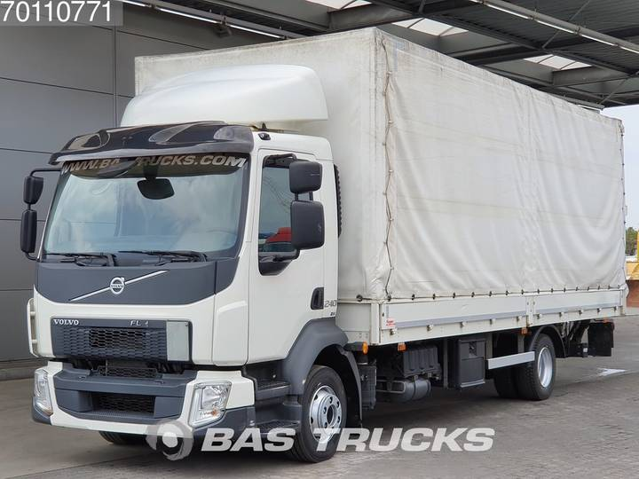 Volvo FL 240 FL 240 4X2 Manual Ladebordwand Euro 6 - 2014