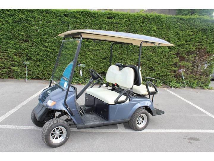 aerocaddy golfkar