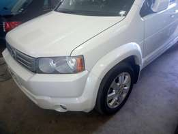 Honda crossroads white 7 seater