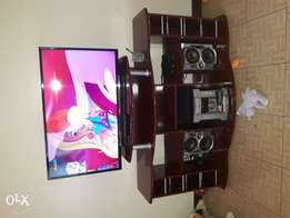 Tv stand with perfect finish