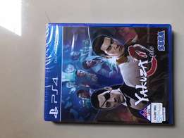 yakuza ps4 brand new sealed