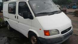 Extremely sharp and sound 2005 Ford transit diesel tincan cleared