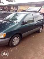 Few months registered Toyota sienna